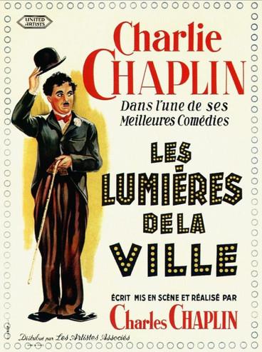 Les Lumières de la ville |1931 | Film complet en français