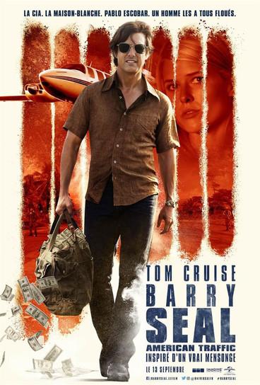 Barry Seal : American Traffic  2017   Film complet en français
