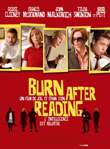 Burn After Reading |2008 | Film complet en français