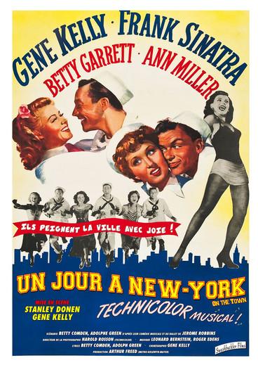 Un jour à New York |1949 | Film complet en français