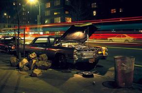 LANGDON CLAY: CARS, NEW YORK CITY / 1974-1976
