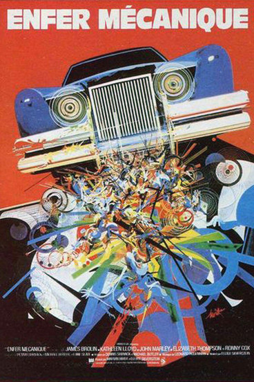 Enfer Mécanique |1977 | Film complet en français
