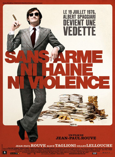 Sans arme, ni haine, ni violence |2008 | Film complet en français