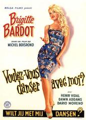 Voulez-vous danser avec moi ? |1959 | Film complet en français
