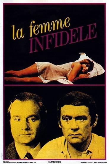 La Femme infidèle |1969 | Film complet en français