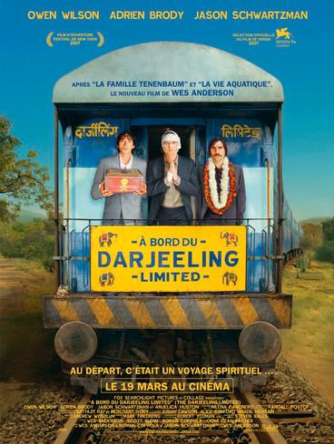 À bord du Darjeeling Limited |2007 | Film complet en français