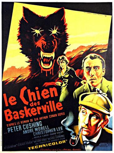 Le Chien des Baskerville |1958 | Film complet en français
