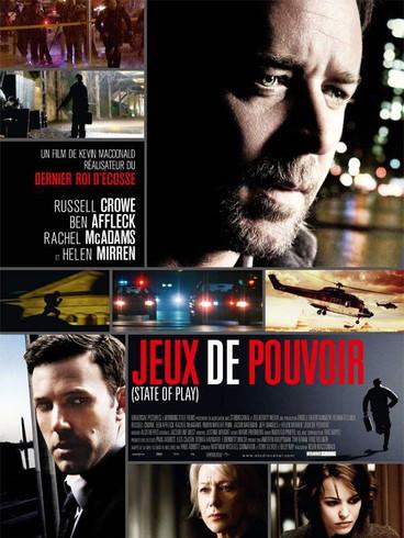 Jeux de pouvoir |2009 | Film complet en français