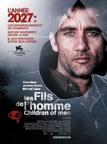 Les Fils de l'homme  2006   Film complet en français