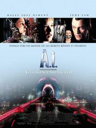 A.I. Intelligence Artificielle |2001 | Film complet en français