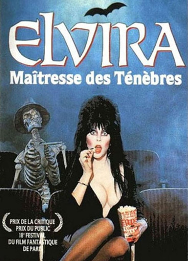 Elvira, maîtresse des ténèbres |1988 | Film complet en français
