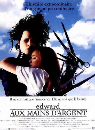 Edward aux mains d'argent |1990 | Film complet en français