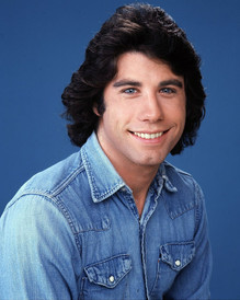 Publicity Photos of a Young John Travolta as Vinnie Barbarino in 'Welcome Back, Kotter' From the 1970s