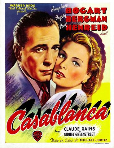 Casablanca |1942 | Film complet en français