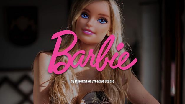 Barbie by Mikeshake Creative Studio