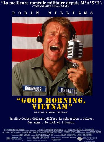 Good Morning Vietnam |1987 | Film complet en français