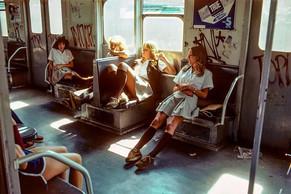 WILLY SPILLER: HELL ON WHEELS, NEW YORK DANS LES 1980S