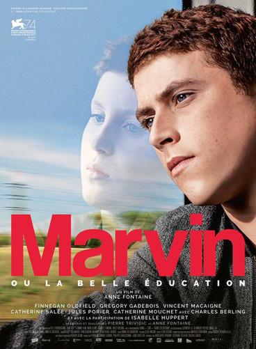 Marvin ou la belle éducation  2017   Film complet en français