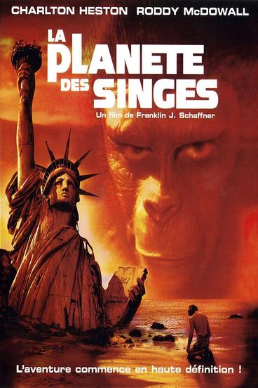 La Planète des Singes |1968 | Film complet en français
