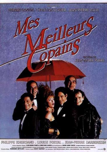 Mes meilleurs copains |1989 | Film complet en français