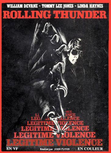 Légitime violence |1977 | Film complet en français