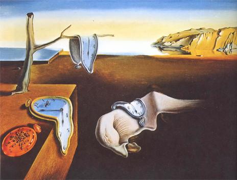 Salvador Dali - Persistance de la Memoire (1931)