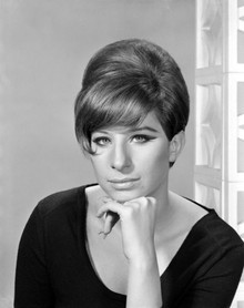 20 Stunning Black and White Portraits of Barbra Streisand in the 1960s