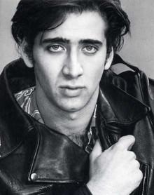 20 Vintage Photos of a Young Nicolas Cage in the 1980s