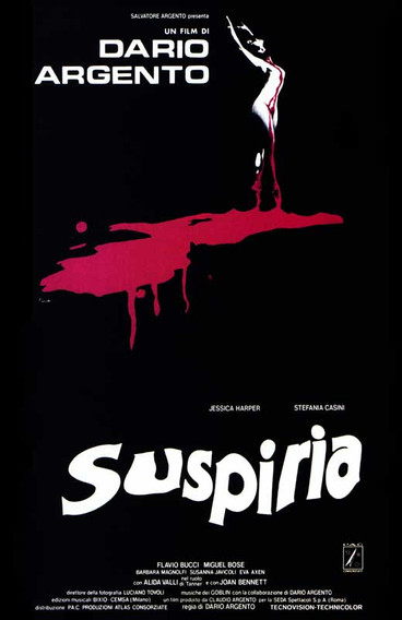 Suspiria |1977 | Film complet en français