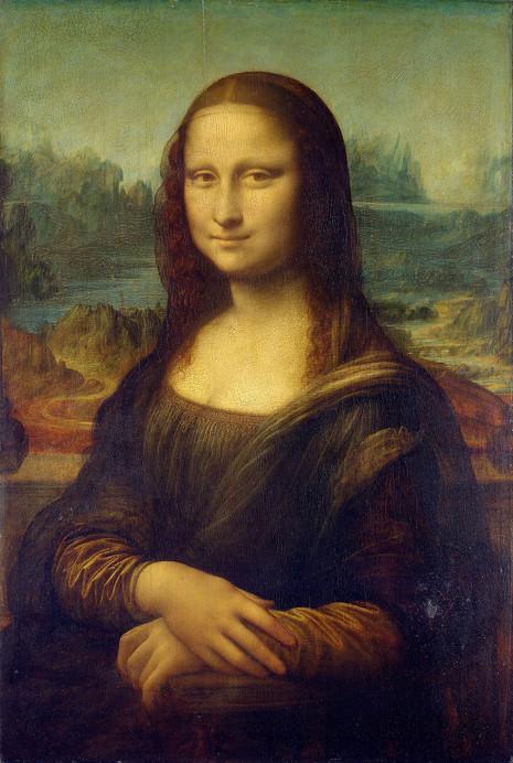 Leonardo da Vinci - Mona Lisa (1519)