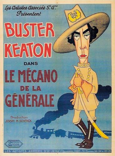 Le Mécano de la Générale |1926 | Film complet en français