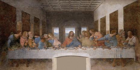 Leonardo Da Vinci - The Last Supper (1498)