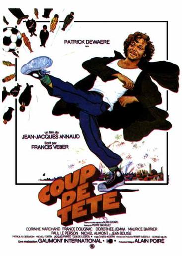 Coup de tête |1979 | Film complet en français