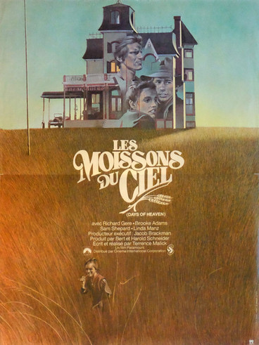 Les Moissons du ciel |1978 | Film complet en français