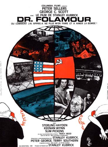 Docteur Folamour |1964 | Film complet en français