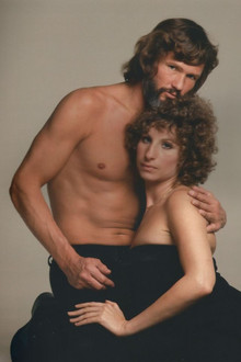 """30 Pictures of Barbra Streisand and Kris Kristofferson on the Set of """"A Star is Born"""" (1976)"""
