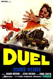 Duel |1971 | Film complet en français