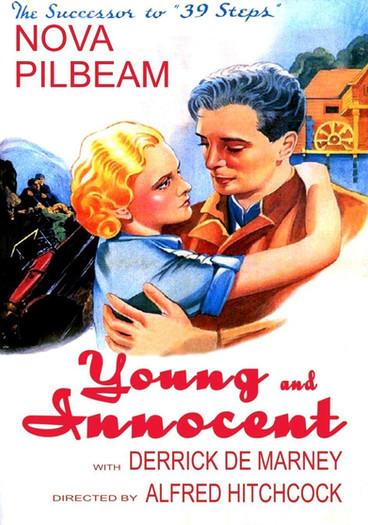 Jeune et Innocent  1937   Film complet en français