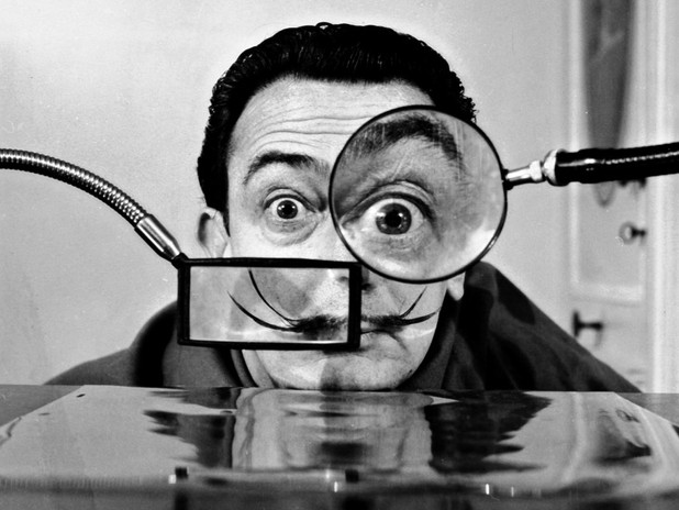 SALVADOR DALI: DOCUMENTS EXCEPTIONNELS, PORTRAIT ET INTERVIEW