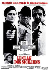 Le Clan des Siciliens |1969 | Film complet en français