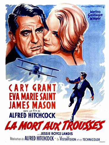 La Mort aux trousses |1959 | Film complet en français