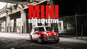 MINI: RETROSPECTIVE SUR UNE ICÔNE DE L'HISTOIRE DE L'AUTOMOBILE
