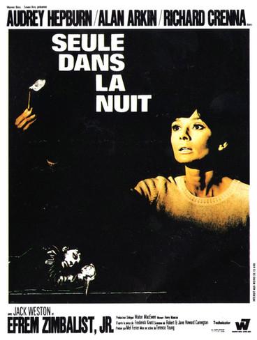 Seule dans la nuit |1967 | Film complet en français