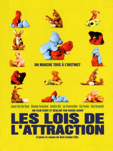 Les Lois de l'attraction |2002 | Film complet en français