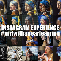 Instagram Experience #girlwithapearlearr