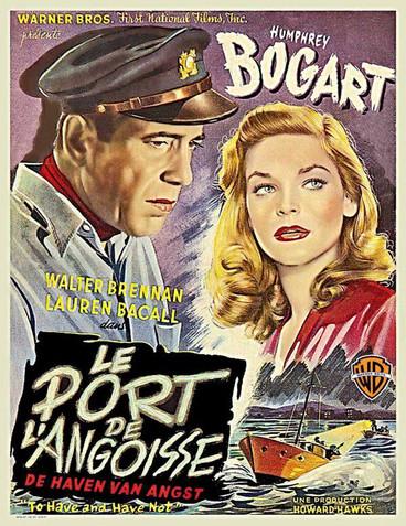 Le Port de l'angoisse |1944 | Film complet en français