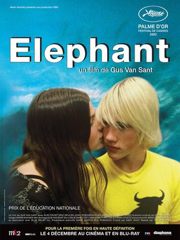 Elephant  2003   Film complet en français