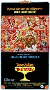 La Party |1968 | Film complet en français