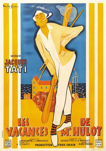 Les Vacances de M. Hulot |1953 | Film complet en français