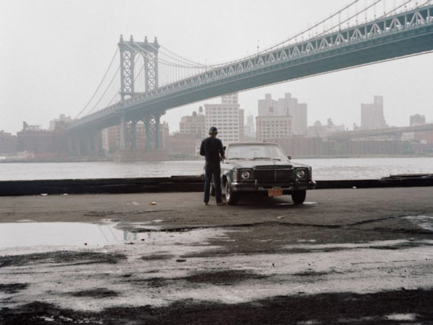 JANET DELANEY: NEW YORK 84-87, COLLECTION PRIVEE